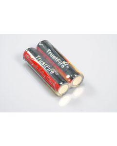 TrustFire Protected 18650 2400mAh Li-ion dobíjecí baterie (1 pár)