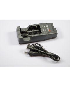 UltraFire WF-139 nabíječka pro lithiové akumulátory 18650/CR123A/14500
