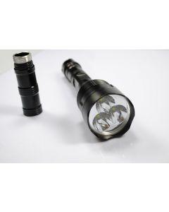 TrustFire TR-3T6 3 * (CREE XM-L T6) 3800 lumen LED svítilnu (10 ks)