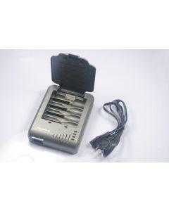 TrustFire TR - 003P 4 nabíjecí baterie nabíječka pro 10440/14500/16340/17670/18500/18650