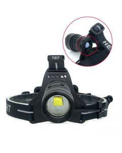 XHP70 krí 30W Led reflektor světlomet 6800lm zoom čelovka