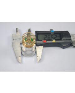 SSC P7 900 lumenů 2.7 ~ 4.2V 26,5 mm 5-Mode OP LED lampa cap