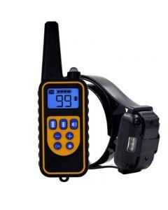2020 NOVÝ výcvik psů zařízení Bark Control Obojek Pet Dog Vibrace Dálkové ovládání Pes Drive Ultrazvukový elektronický límec Dvojité vibrace