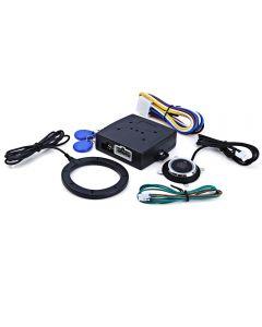 Auto Auto Alarm auto motor Push Start tlačítko RFID Zámek zapalování Starter bezklíčový Start Stop imobilizér proti krádeži systém