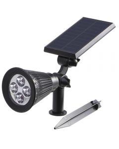 Solární lampa Vodotěsný IP65 venkovní zahradní trávník lampa krajina Nástěnná světla