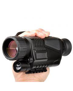 5 x 40 infračervené noční vidění monokulární noční vidění infračervený digitální prostor pro lovecký dalekohled dlouho pohybovat s vestavěnou kamerou