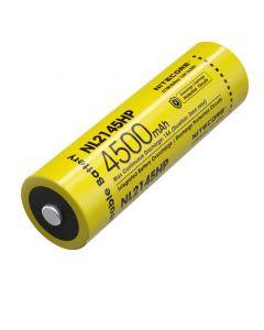 NITECORE NL2145HP 4500mAh 3.6V 16.2Wh 21700 Li-ion dobíjecí baterie