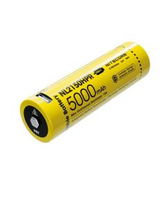 NITECORE NL2150HPR 5000mAh 3.6V 18Wh 21700 USB-C Li-ion dobíjecí baterie
