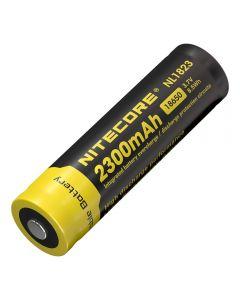 Nitecore 18650 NL1823 2300 3.7v 8.5Wh Li-ion dobíjecí baterie