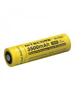 Nitecore 18650 NL1835 3500 3.6v .6Wh Li-ion dobíjecí baterie