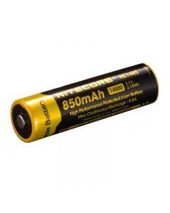 Nitecore NL1485 850mAh 14500 3.7V 3.1Wh Li-ion dobíjecí baterie