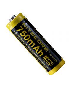NITECORE NL1475R 750mAh14500 3.6V 2.7Wh AA Micro-USB dobíjecí Li-ion baterie