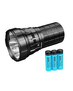 IMALENT R60C 38 metrů USB LED svítilna 18000 lumenů Vysoce výkonné světlo vodotěsné s baterií 21700
