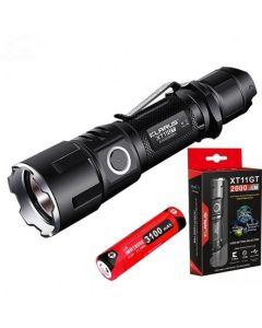 KLARUS XT GT CREE XPH35 HD E4 LED 2000 lumenů LED svítilna