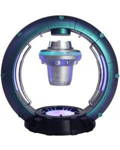 Magnetický levitační reproduktor, rotační plovoucí reproduktor Přenosný reproduktor Bluetooth Cool Creative Art Design Levitující reproduktor Bluetooth