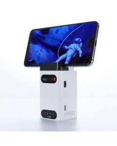 Bluetooth virtuální laserová klávesnice Bezdrátová projekce mini klávesnice Přenosné pro počítač Phone pad Laptop s myší funkce