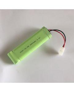 Ni-MH 8.4V SC *7 2500mAh RC bílá zástrčka baterie