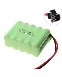 Ni-MH AA Battey V 1800mAh SM Plug Akumulátor