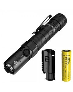Nitecore MH12 V2 CREE XP-L2 V6 LED 1200 Lumens 21700 Baterie Svítilna