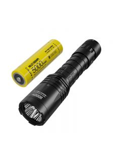 NITECORE i4000R 4 x CREE XP-L2 V6 LED diody 4400 Lumens 21700 Baterie Svítilna