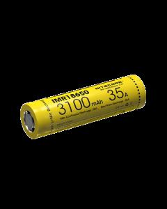 NITECORE IMR18650 3100mAh 35A nabíjecí baterie-1ks