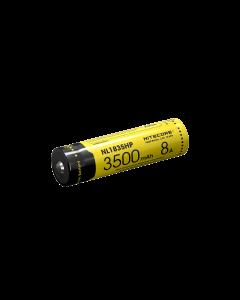 NITECORE NL1835HP 3500mAh 3,6 .6Wh 8A vysoký výkon 18650 baterie