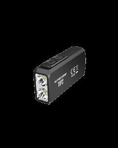 NITECORE TIP2 CREE XP-G3 S3 LED 720 lumenů USB nabíjecí klíčenky baterky