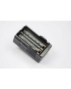 OEM digitální nabíječka baterií 2 x 18650 akumulátorů