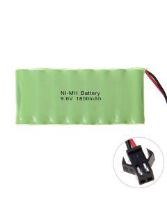 Ni-MH AA 9.6V 1800mAh SM konektor baterie