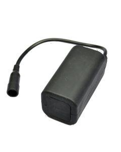 Vodotěsný 8.4V 4 * 18650 dobíjecí akumulátor pro světla jízdních kol