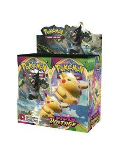 360ks Pokémoni TCG: Sword & Shield Vivid Voltage Booster Box Anglická hra Trading Cards-36 balíčky