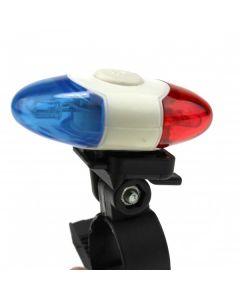 4 LED super jasná bezpečnostní kontrolka XI-908 4 režimy kolo zadní světlo