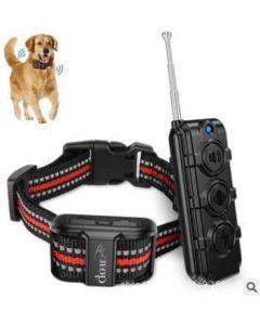 Dog Walker Elektronické zařízení pro výcvik psů Vibrační výcvik pes dálkové ovládání psí tréninkové zařízení opravující špatné návyky