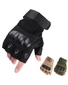 Taktické lezecké rukavice rukavičky Half Finger sportovní motocykl Bike armáda Turistika, školení, lov, rybaření, závodní cyklistiky