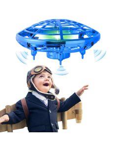 Letadlo létající koule hračky, gravitační, ruční zavěšení vrtulníkové vrtulníky, infračervená indukční interakční hračky