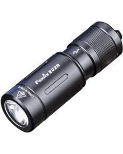 Fenix E02R Cree XP-G2 S3 bílá LED 200 lumenů USB dobíjecí klíčenová svítilna