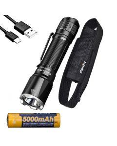 Fenix TK16 V2.0 Luminus SST70 LED 3 0 Lumens Vodotěsné záchranné vyhledávání LED svítilna