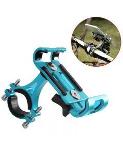 Hliníková slitina pro mobilní telefon stojany na motocykl kovový horský cyklistický držák telefon