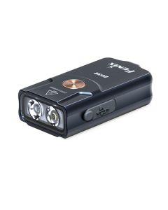 Fenix E03R 260 lumenů LED EDC USB dobíjecí MINI tlačítko svítilna