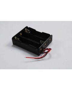 DIY baterie Box pro 3 * 18650 baterie