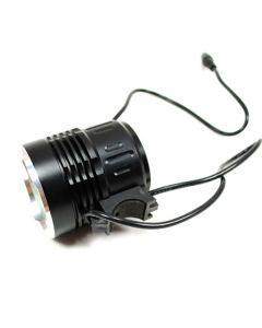 SKY RAY 6T6 kolo světlo 6xCree XM-L T6 6000 lumenů 4 režimy LED kolo světlomety