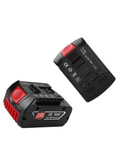 2020 18V dobíjecí baterie pro Bosch 18V záložní baterie přenosná náhrada za Bosch BAT609