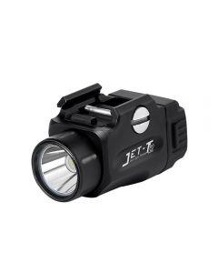 JETBeam T2 CREE XP-L Hi 520 lumenů 16340 indikátor LED baterie