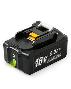 Nový Nahradit makite 18V Lithium Vysoká poptávka 4.0Ah dobíjecí baterie pro Milwaukee BL1840 BL1860 Náhradní nástroj těsto