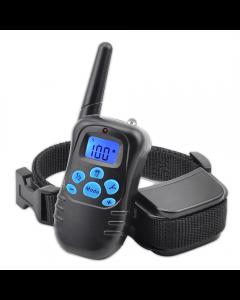 Nový 998DRB 300M dálkový elektrický psí límec Shock Vibration Dobíjecí rainproof dog training collar s LCD displejem