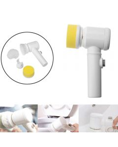 Ruční elektrické čištění kartáč napájení čistič kartáč akumulátor čištění kartáč pro koupelnu vana kuchyňské nástroje pro domácí čištění