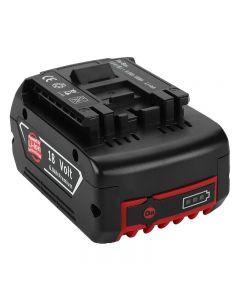 2020 NOVÁ 18V dobíjecí baterie pro bosch 18V záložní baterie přenosná náhrada za indikátor Bosch BAT609