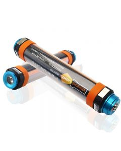 USB dobíjecí camping lucerna přenosný výkonný magnet světlo venkovní vodotěsná baterka pro rybářské stan výlety camp