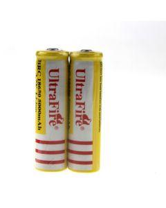 Dobíjecí baterie UltraFire BRC 18650 5000mAh Li-ion (1 pár)