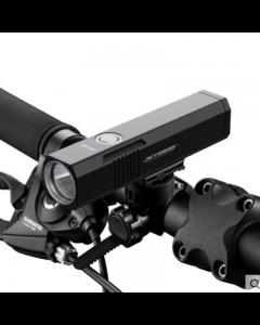 JETBeam BR30 cyklistická kontrolka Cree XHP35 1800 lumenů 270 metrů USB typ-C nabíjení 21700 baterie indikátor jízdního kola